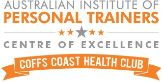 Coffs Coast Health Club CENEX logo gray 2